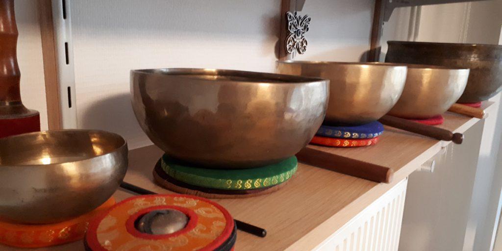 Klankschalen - Gaia healing